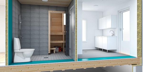 valmiusaste kylpyhuone 2
